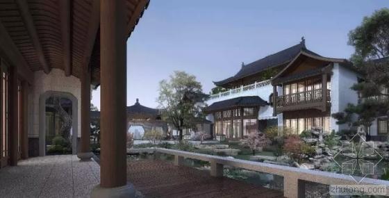 乳山市广润工程有限公司-新闻动态-新中式禅意会馆